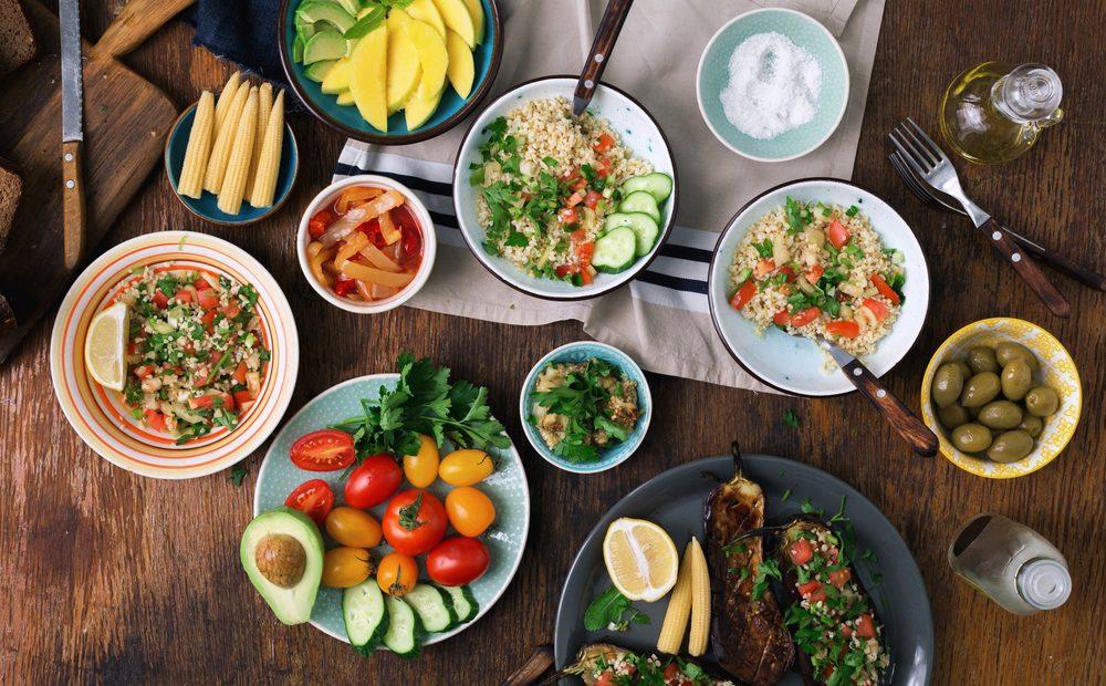 7 Of The Best Vegetarian Restaurants In The World