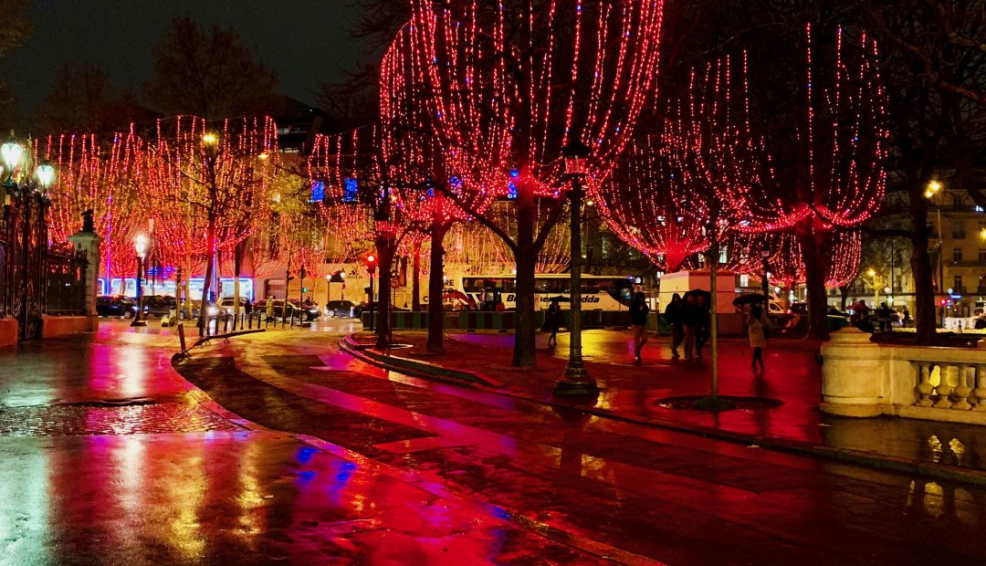 "Richard Nahem Captures the Essence of Paris in Upcoming Exhibition ""Eye Prefer Paris"""