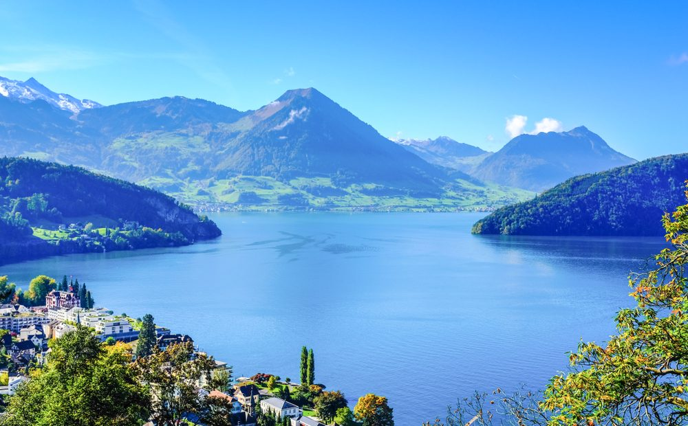 5 of the World's Most Beautiful Mountain Towns
