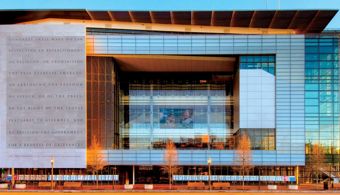 RISE UP! Exhibit is a Must-See at the Newseum in Washington D.C.
