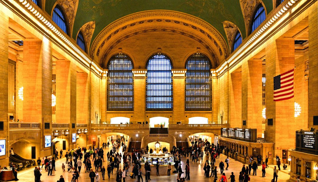 America's Most Amazing Train Stations