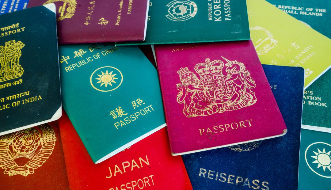 The World's Most Powerful Passports in 2019