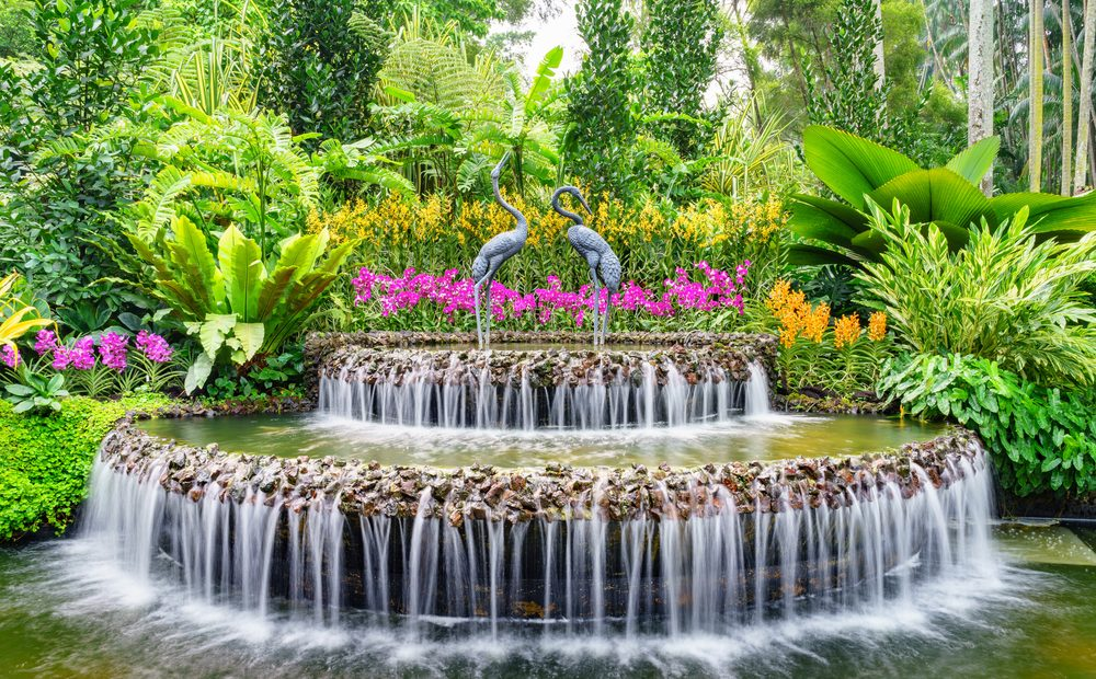 The Most Gorgeous Botanical Gardens in the World