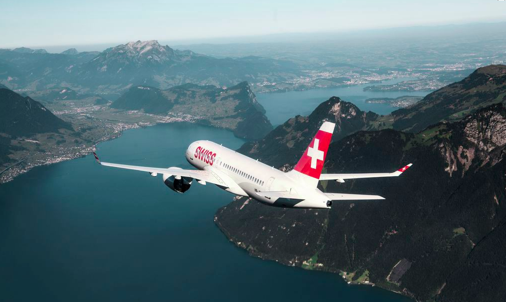 SWISS International Air Lines Offers Geneva Flight Pass