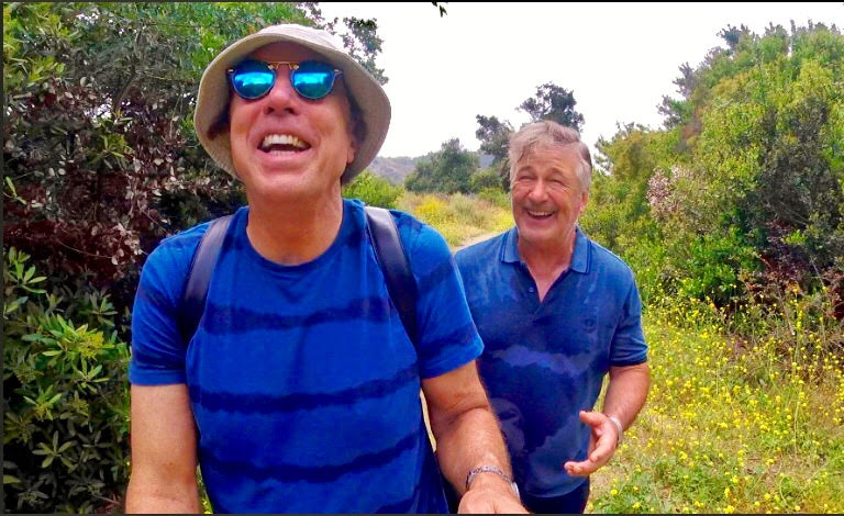 Hiking with Kevin Nealon Returns to YouTube