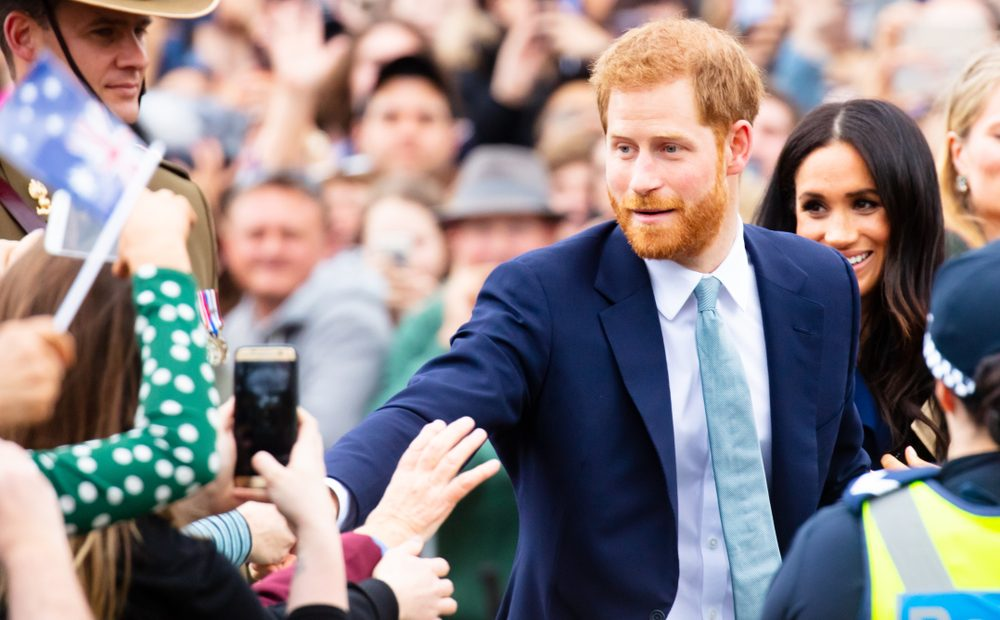 Prince Harry Wants to Use Travel to Help the World