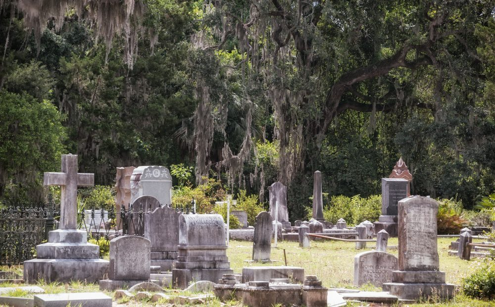 The Creepiest Cemeteries Around the World