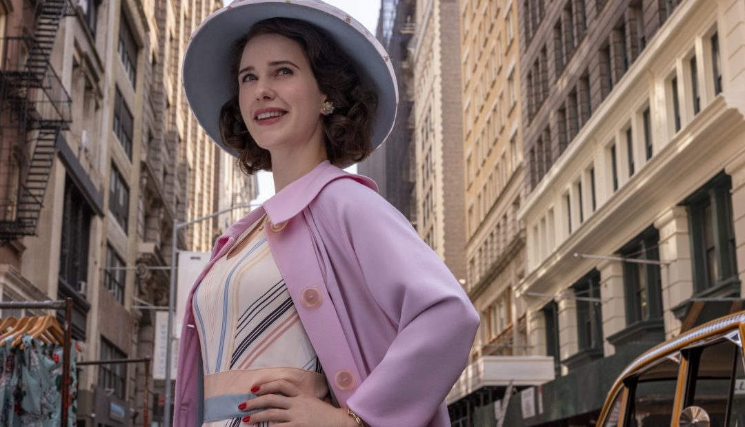 Celebrate Mrs. Maisel's 8 Marvelous Nights of Hanukkah at INTERSECT by Lexus in NYC