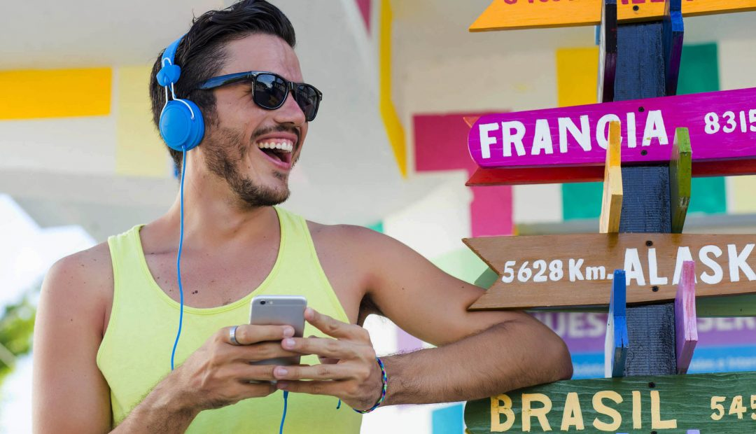 Songs to Get You in the Mood to Travel