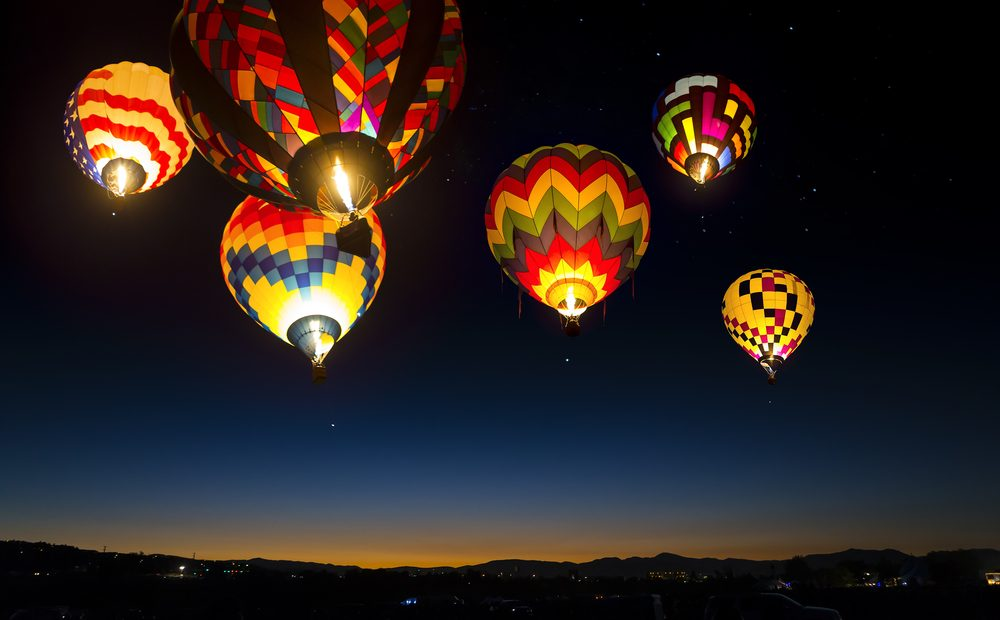 The Most Epic Hot Air Balloon Adventures Around the World