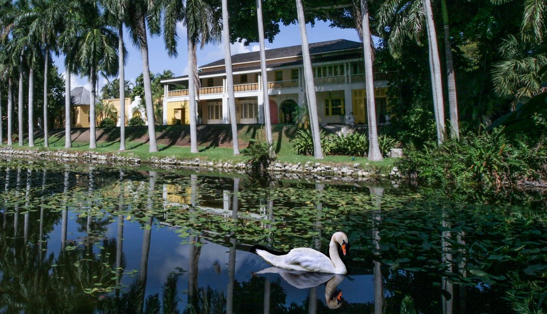 The Historic Bonnet House in Fort Lauderdale Turns 100!