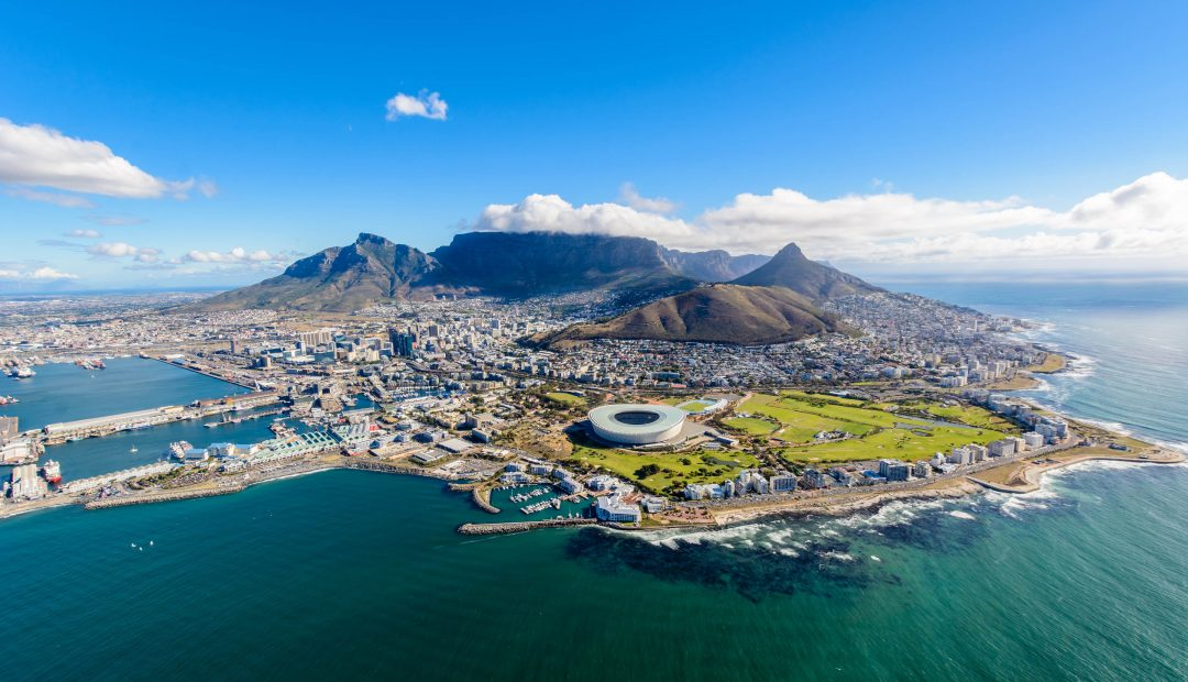 Give the Gift of South Africa this Valentine's Day