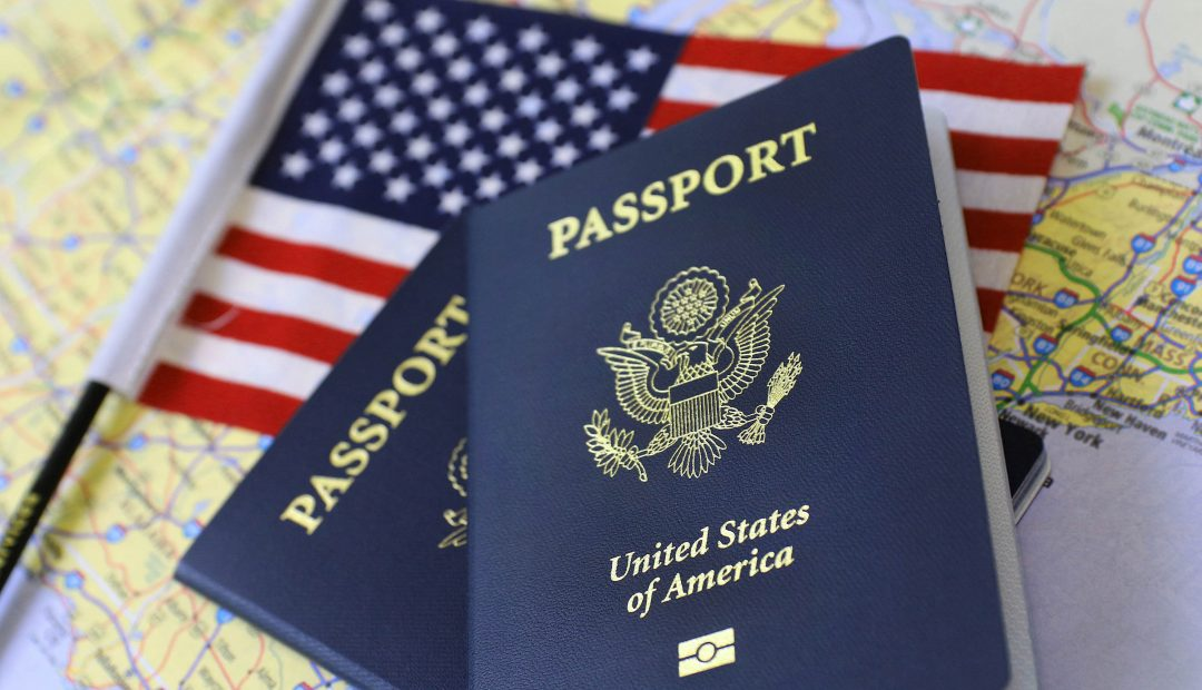 The United States Stops Issuing New Passports