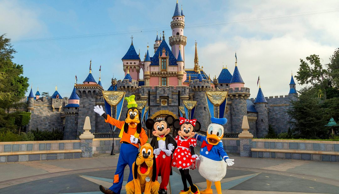 Disney World and Disneyland are Taking Reservations for Visits Starting July 1