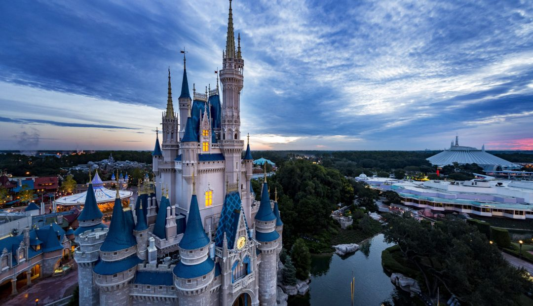 Disney World Officially Reopens in July