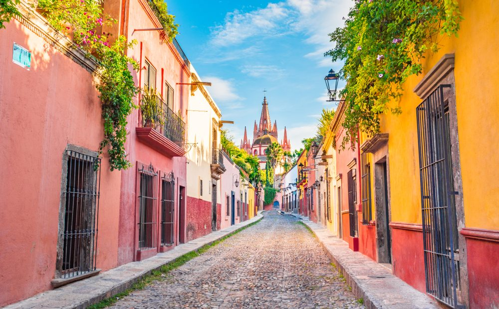 Mexico's San Miguel de Allende Reopens to Tourists