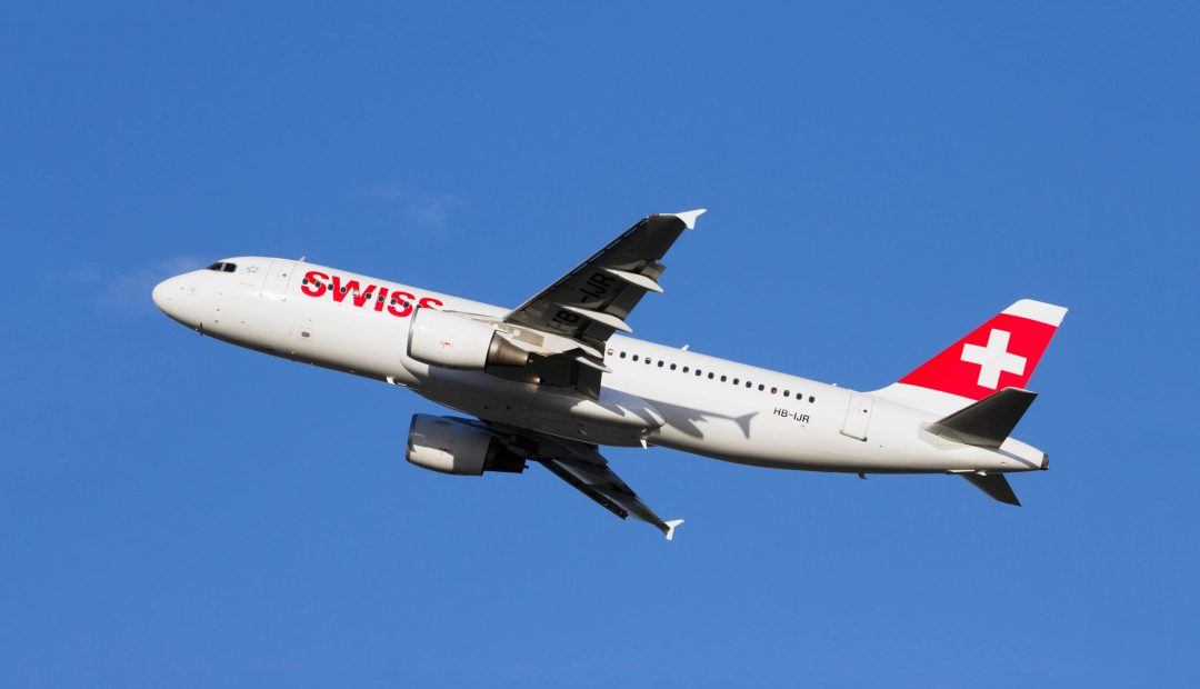 No More Rebooking Fees for SWISS Flights