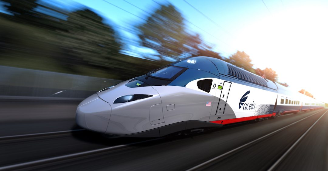 Amtrak to Launch New Acela Trains in 2021