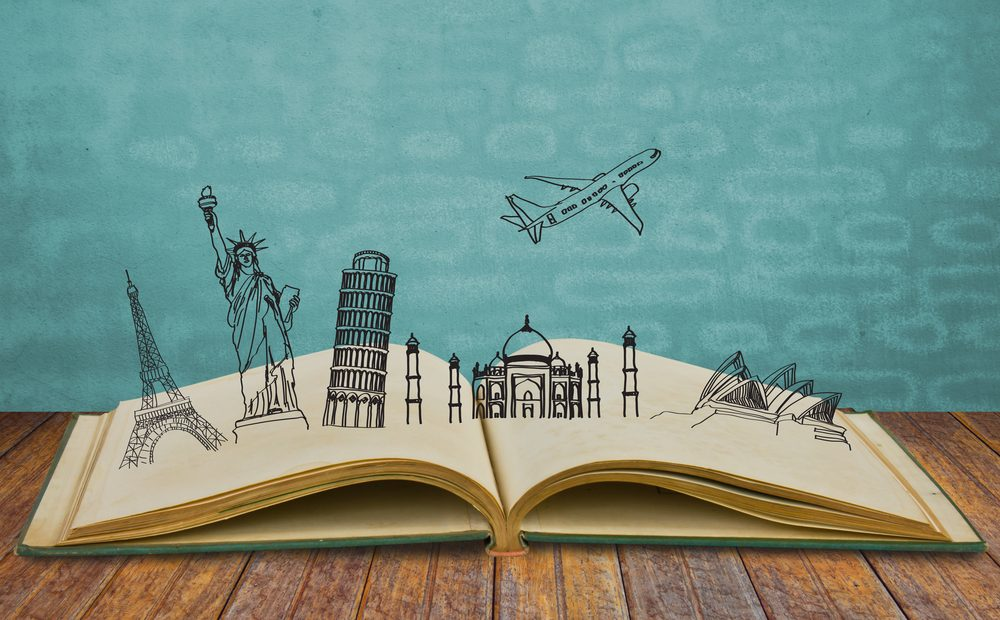 12 of the Most Famous Books Set Around the World