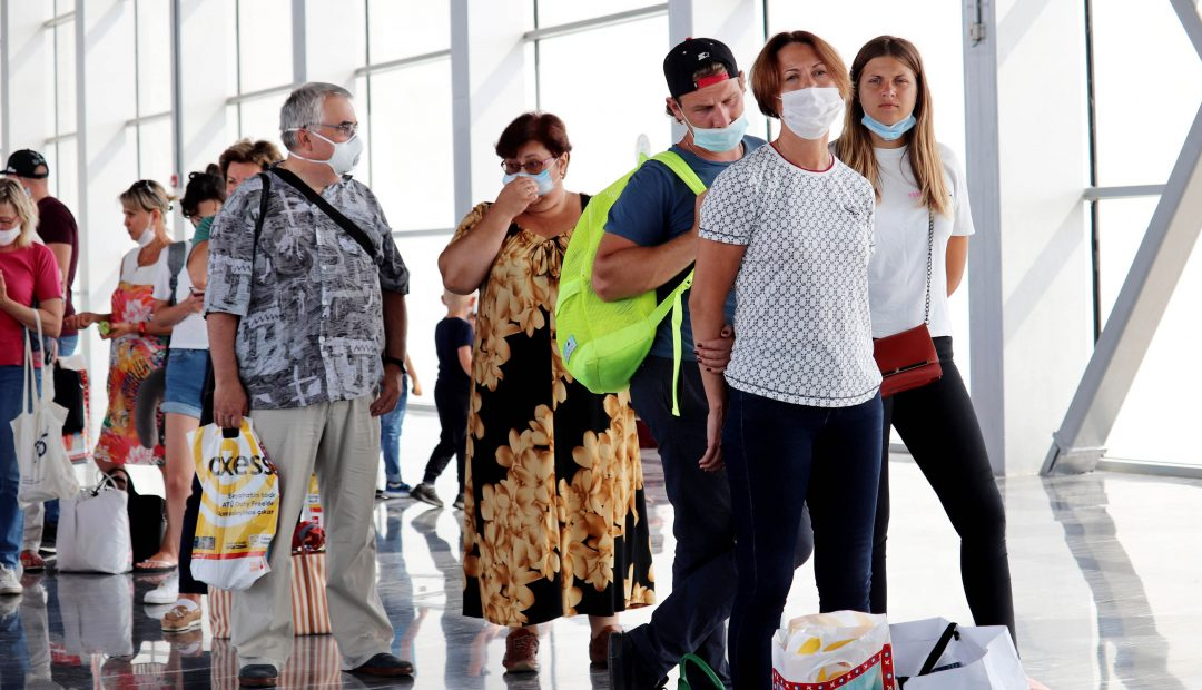 Busiest Travel Day Since Start of COVID-19 Pandemic