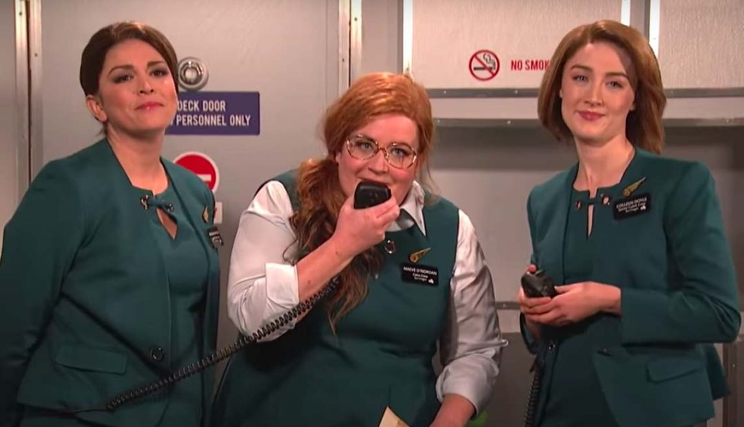 The 10 Best SNL Sketches About Travel