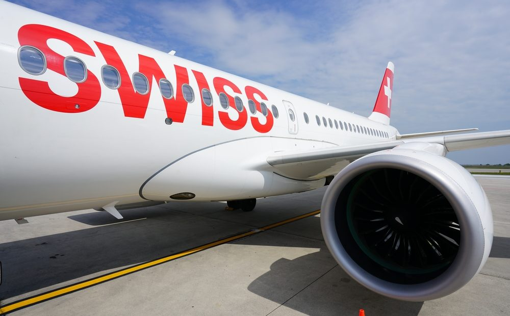 SWISS International Air Lines Extends Free Rebooking Through February