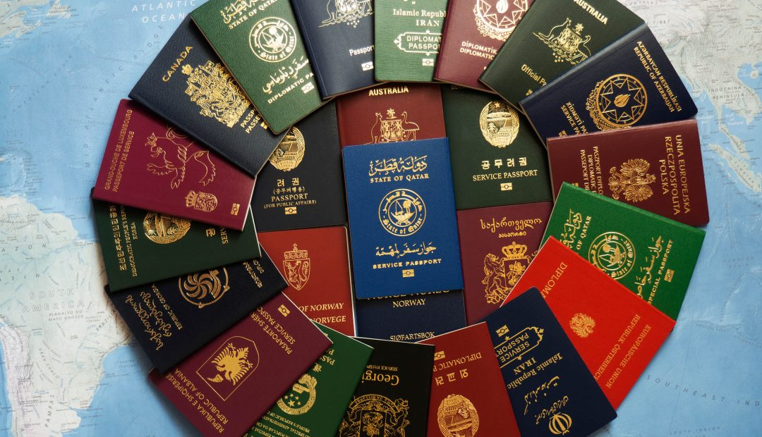 The Best Passports of 2021