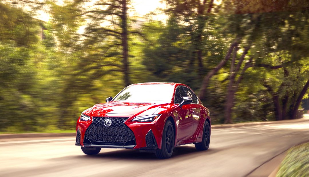 Take a California Road Trip with Lexus