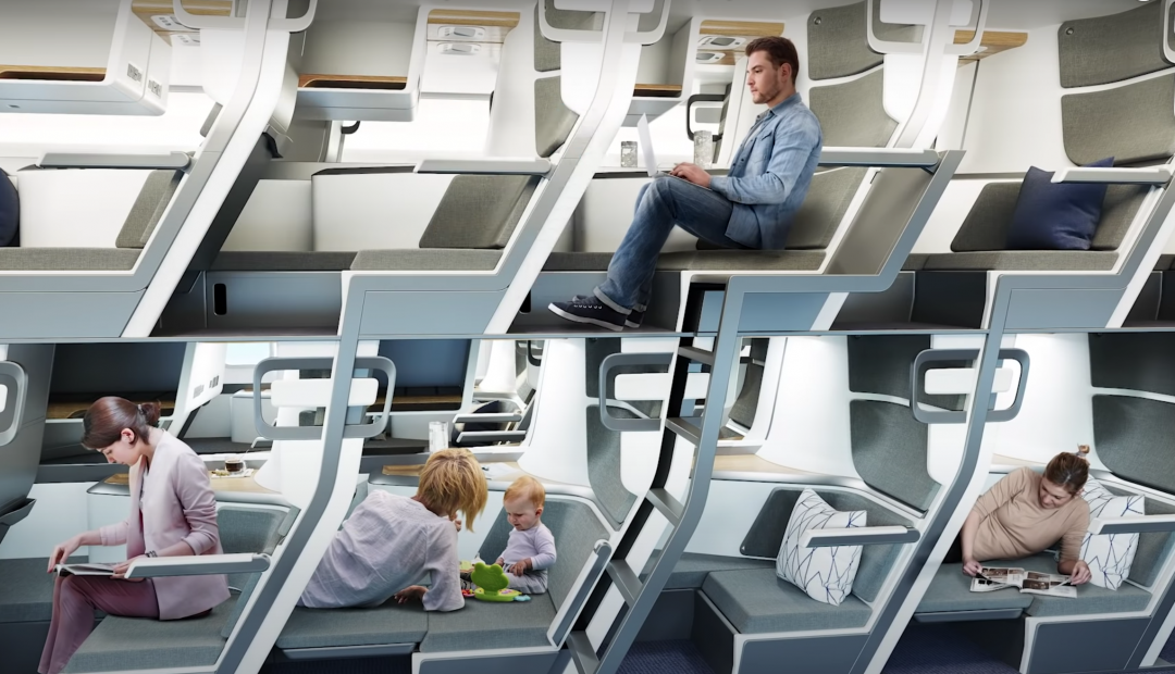 Are Lie-Flat Seats Coming to Premium Economy?