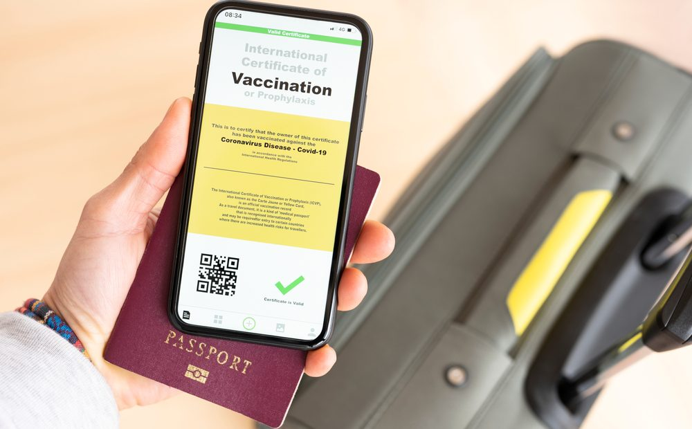 Vaccine Passports Are One Step Closer to Being Approved
