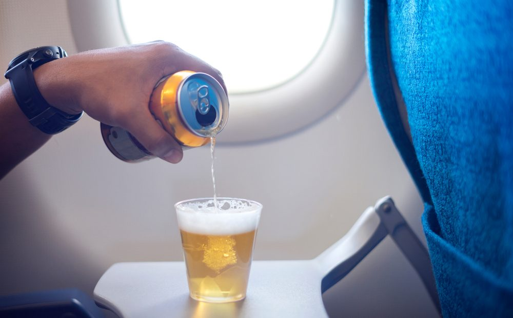 Will Airlines Permanently Ban Alcohol?