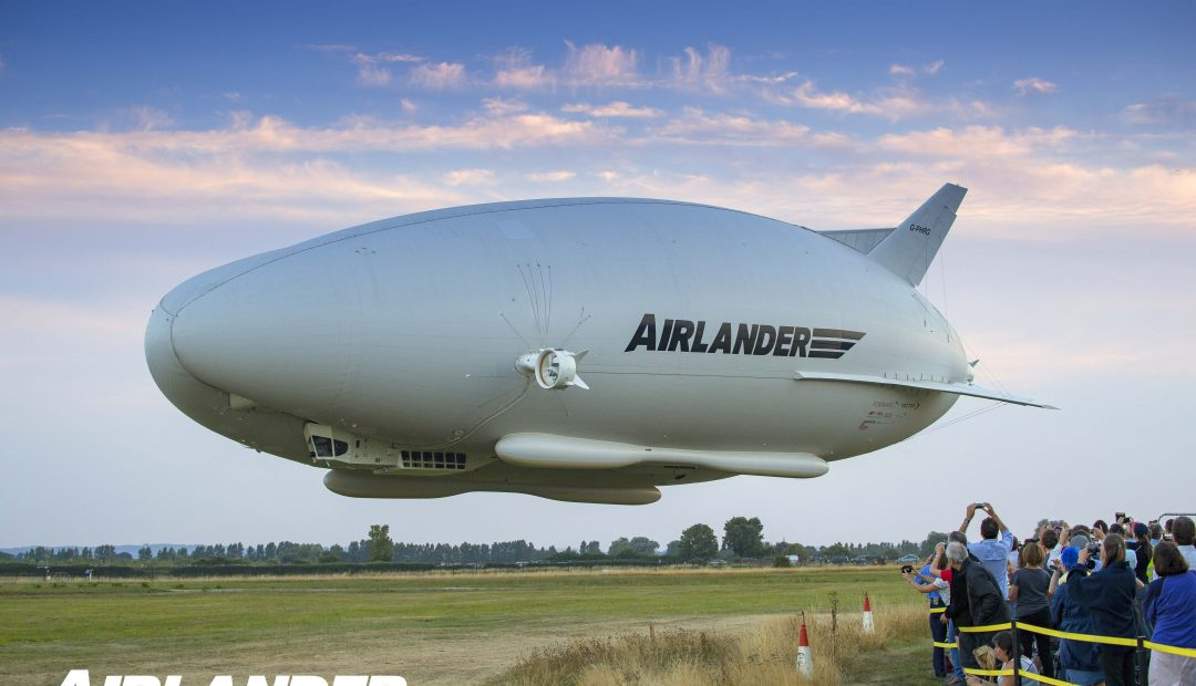 The Next Generation of Dirigibles is Almost Here!