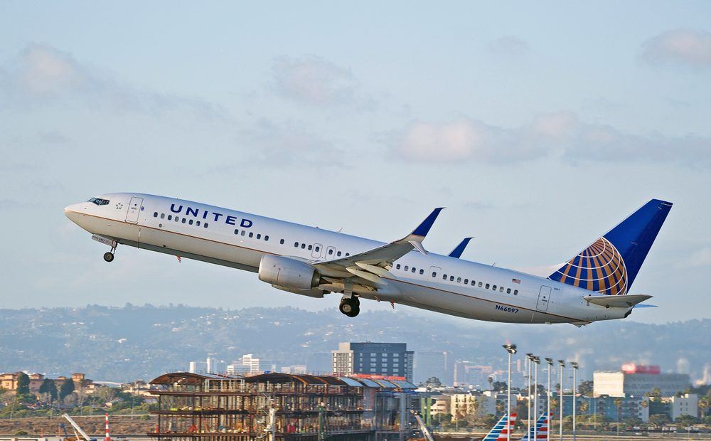 United Airlines Places Largest Aircraft Order in Company's History