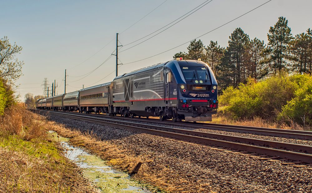 Amtrak is Investing $7.9 Billion in New Fleet