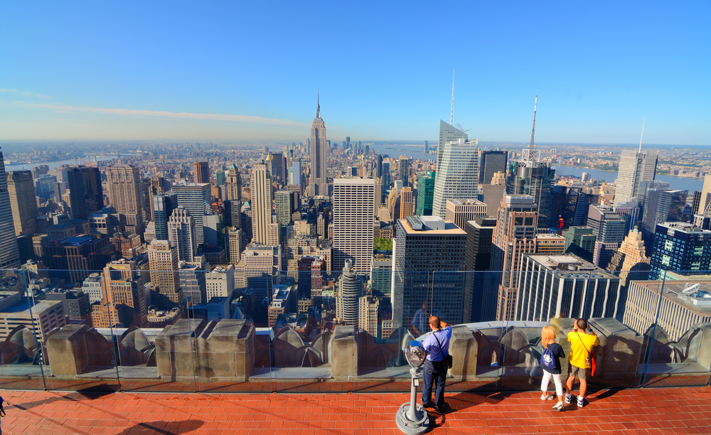 5 Awesome Observation Decks in New York City